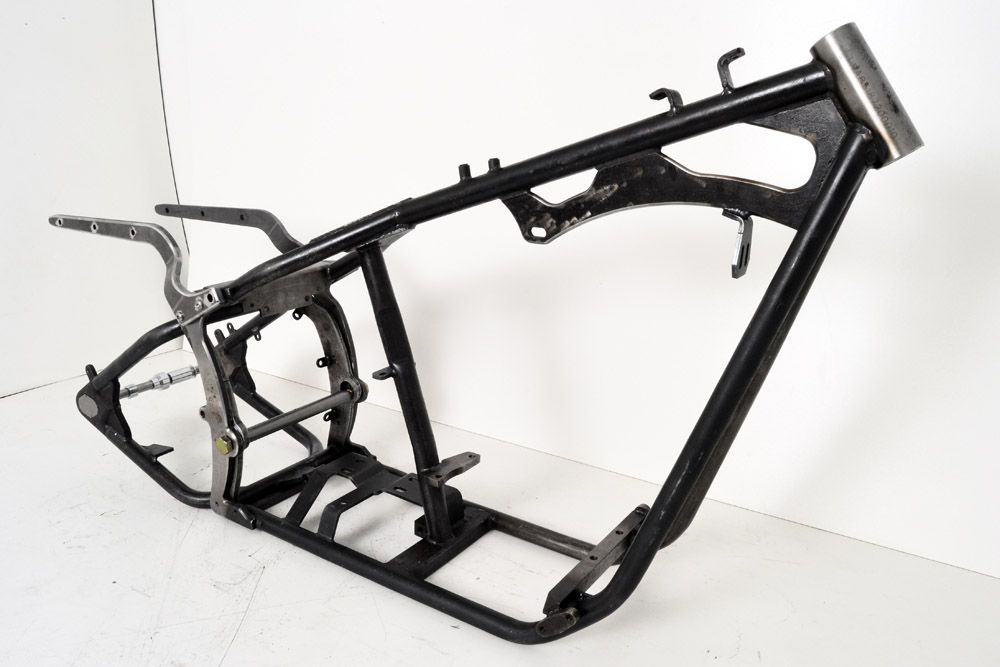 Custom Softail 200 Frame for Harley-Davidson Evo Motor | Custom ...