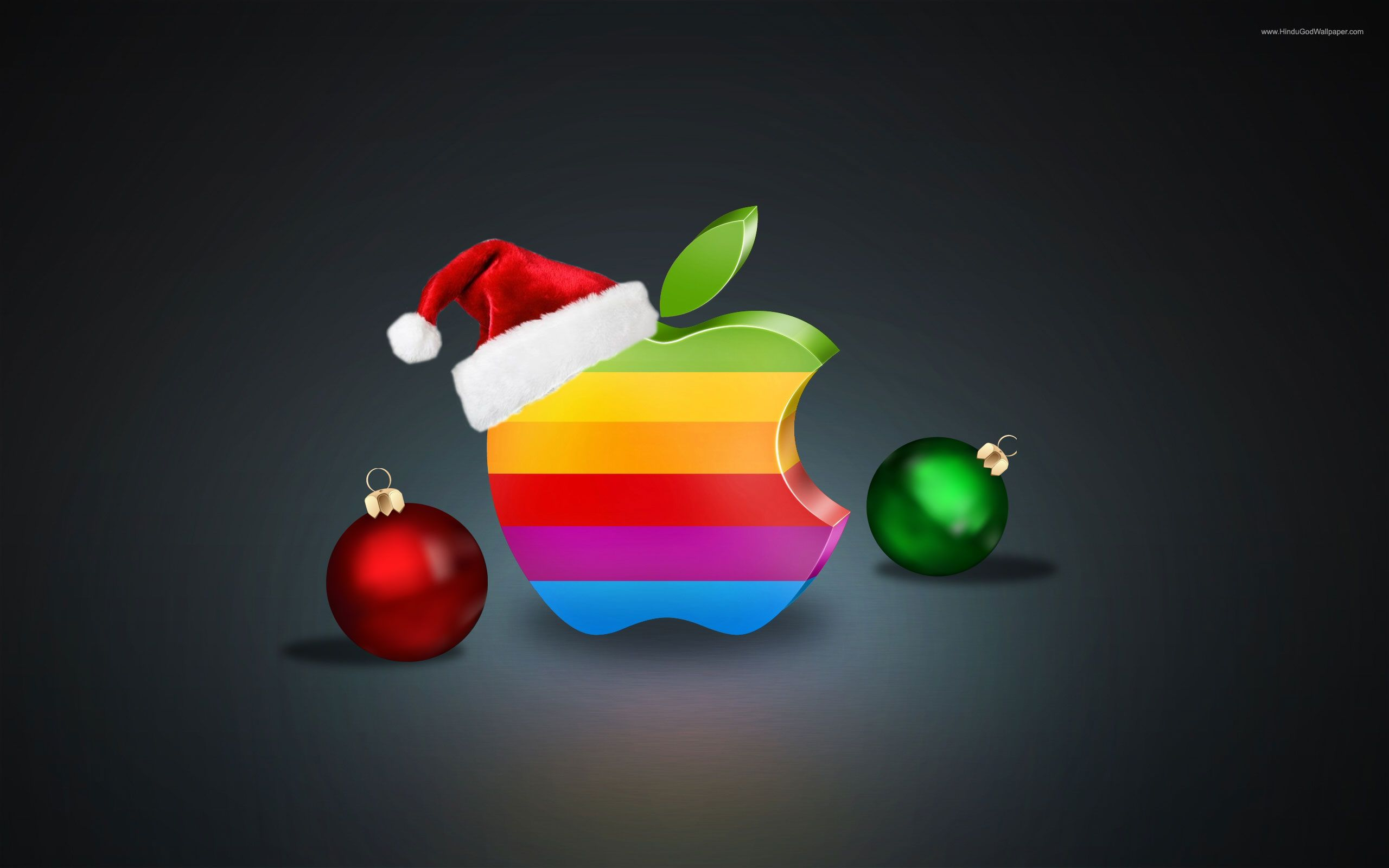 Apple Christmas Wallpapers High Resolution Download