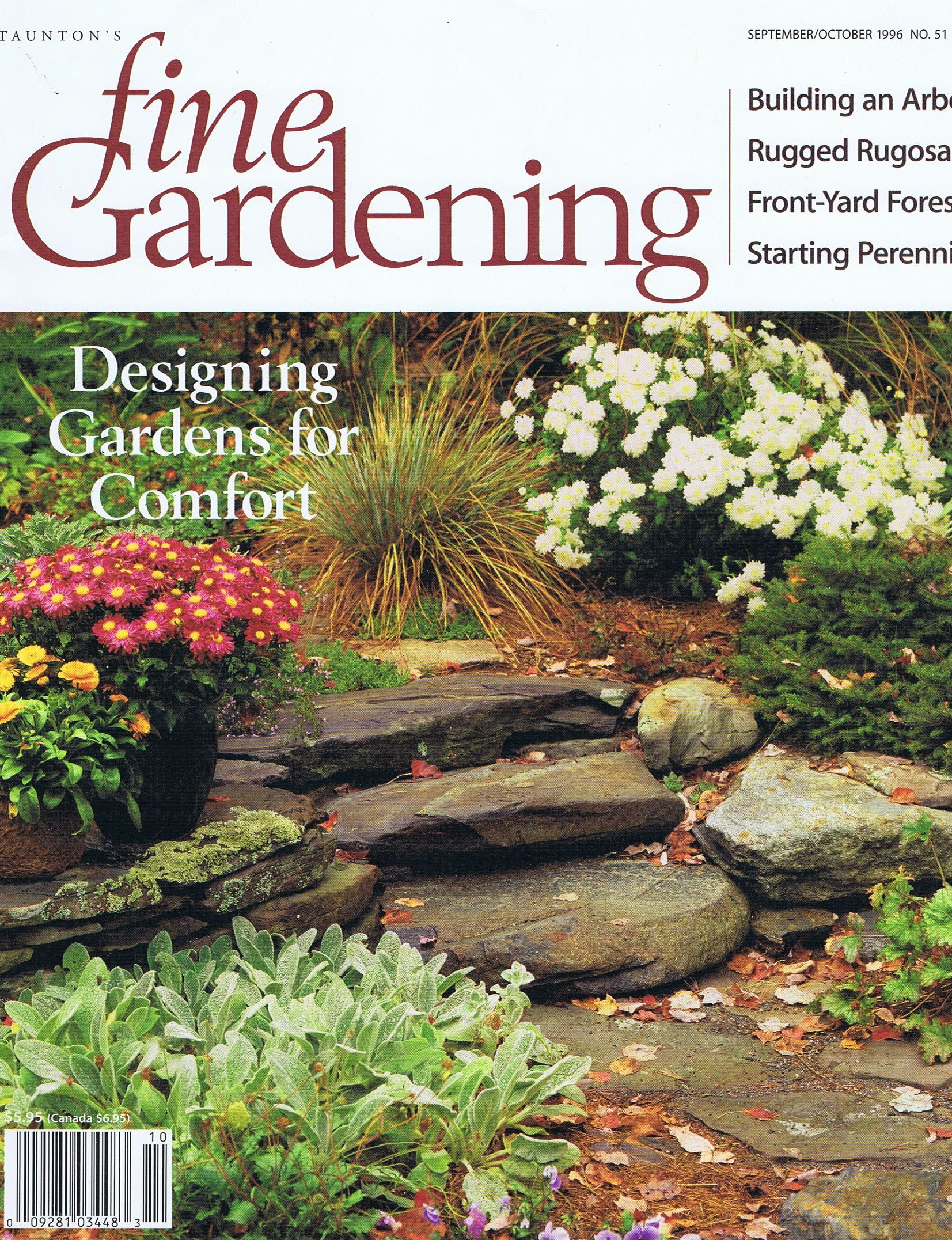 fine gardening magazine Outdoor ideas Pinterest Gardening