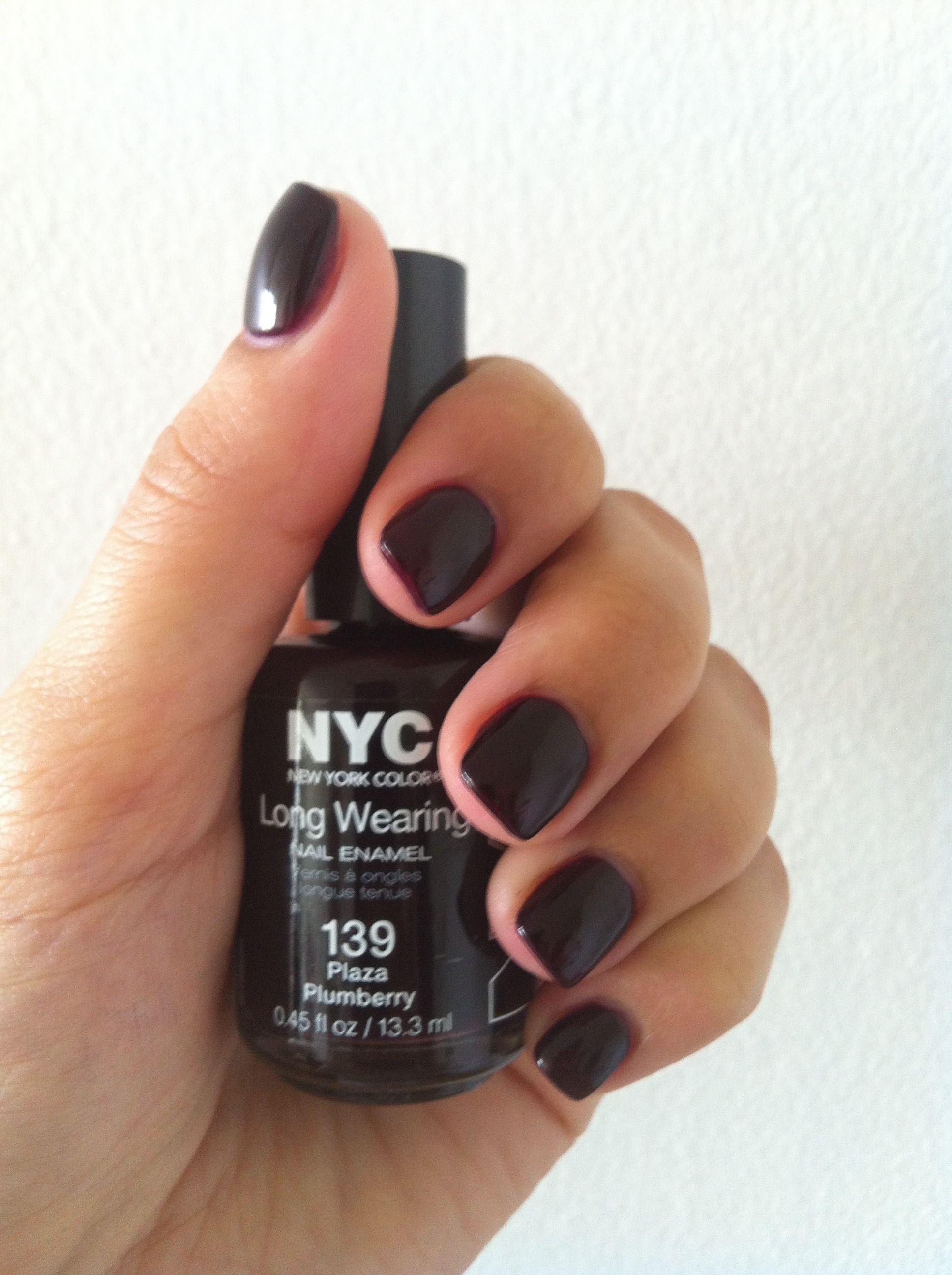 ❤❤❤ $.99 Nail Polish! NYC Plaza Plumberry