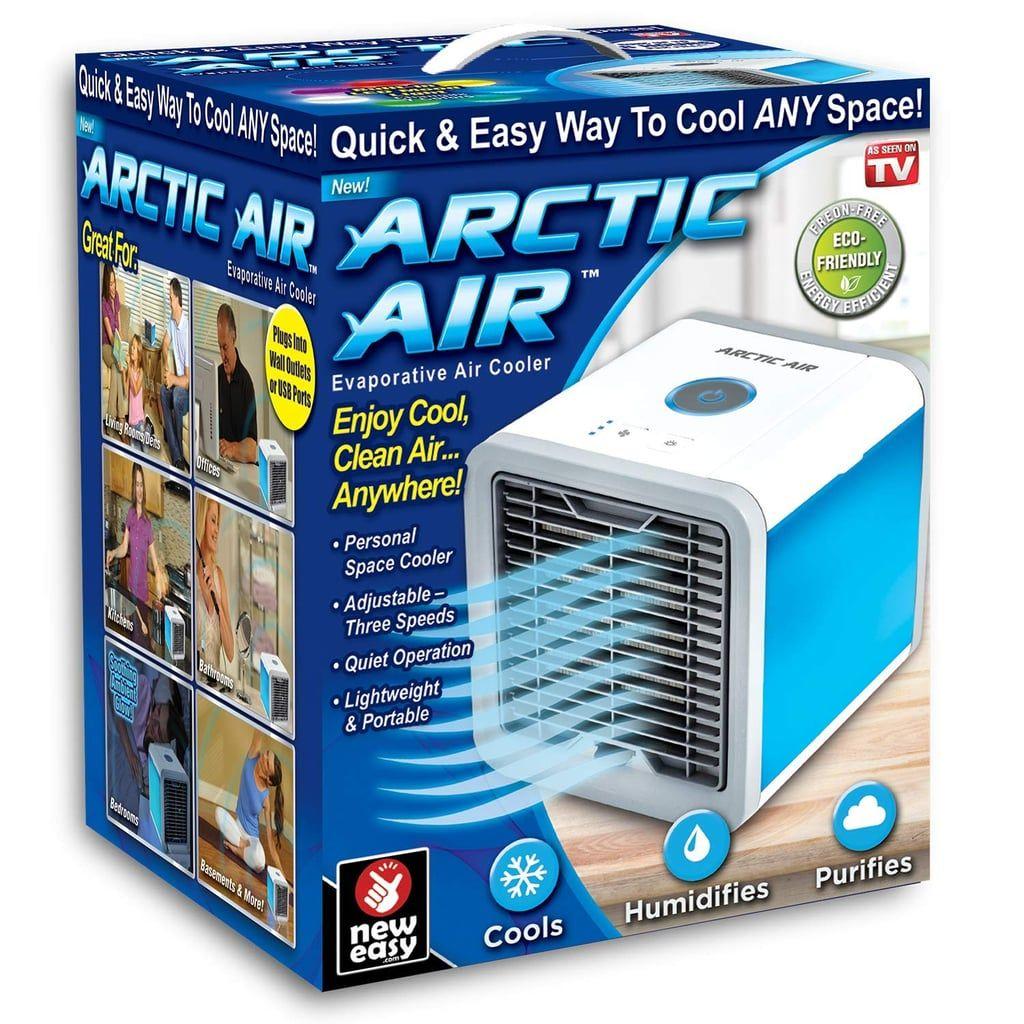 Aluan Handheld Fan Cool stuff, Arctic air, Space air