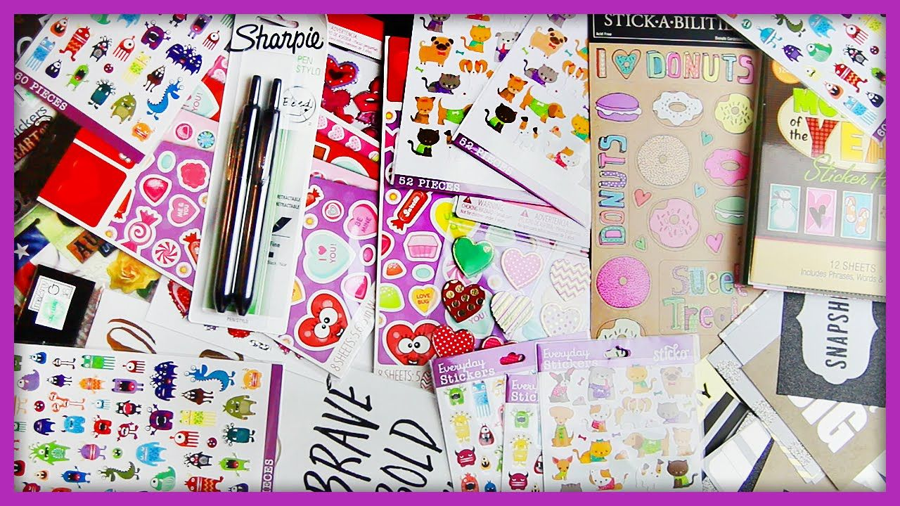 Sticker haul hobby lobby walmart notebook planner sticker haul hobby lobby walmart scribbleeaster basketshobby lobbyeaster ideaslobbiesnotebookstickerwalmart negle Choice Image