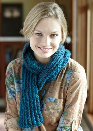 Perfect Gift Scarf Free Crochet Pattern So Quick And Easy You Can