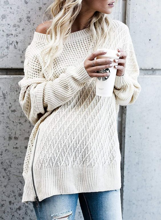35 Super Cheap Cozy Sweater You Must buy