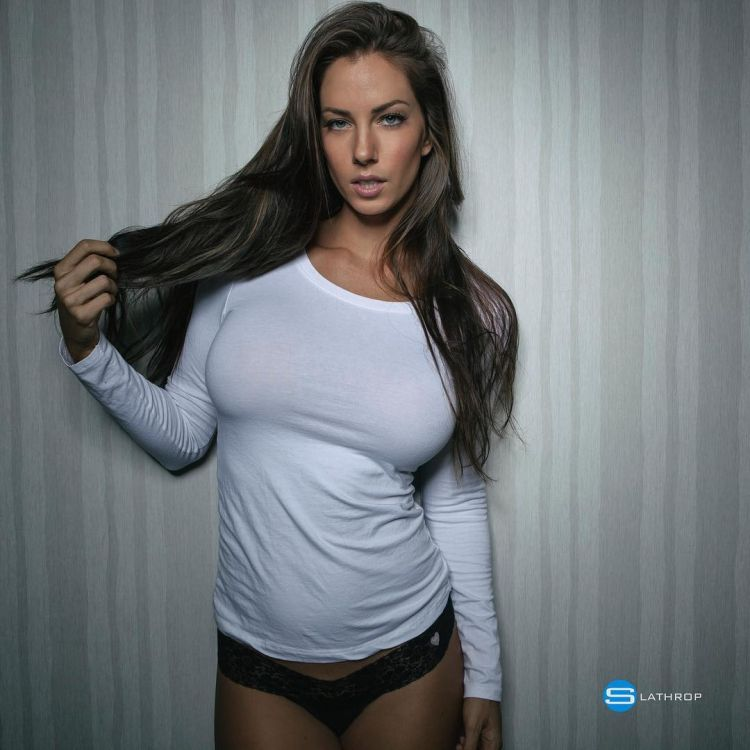 Model And Personal Trainer Janna Breslin Fit Pinterest