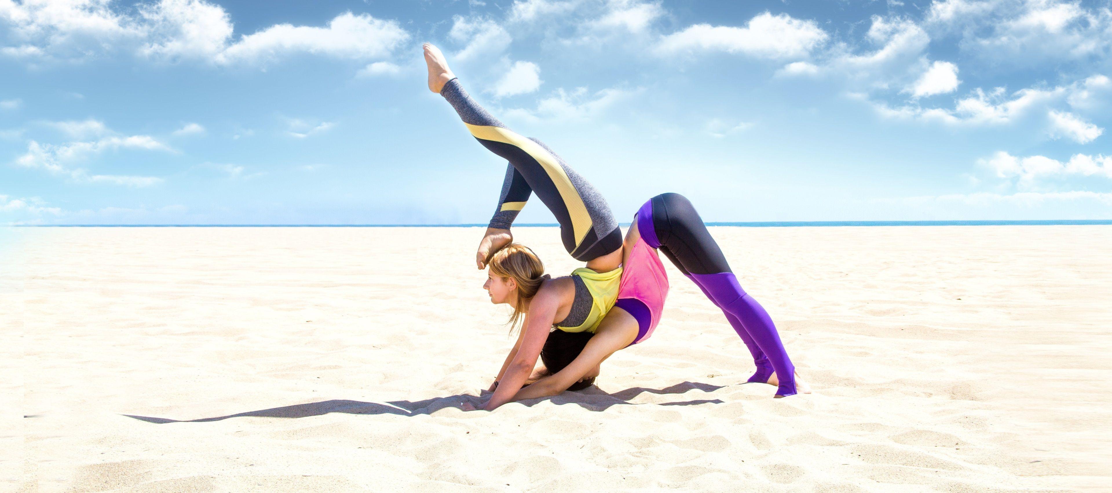 3840x1703 Yoga 4k Pc Wallpaper Free