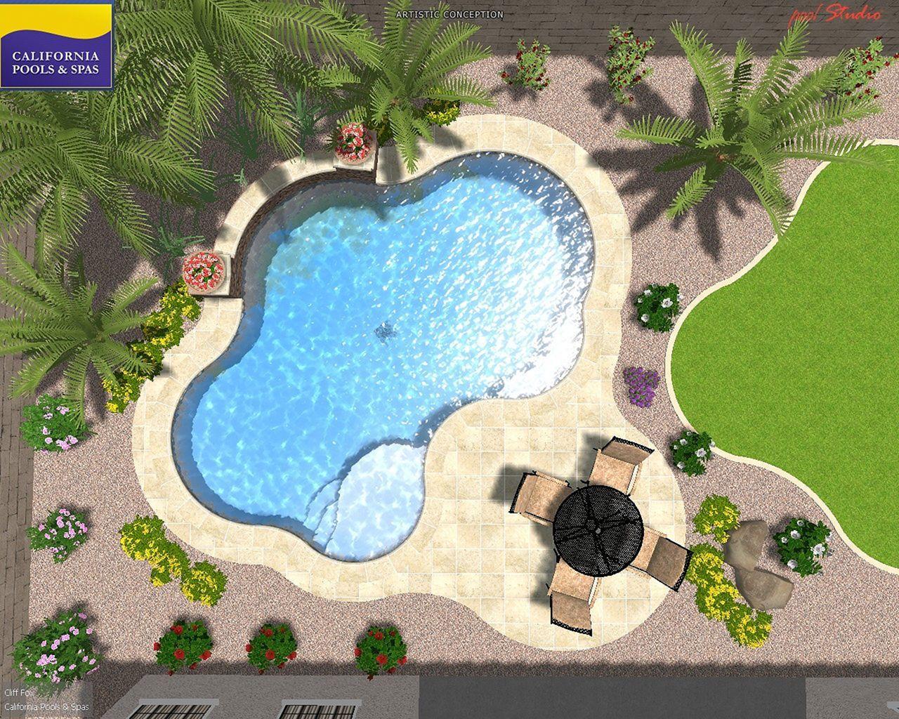 The Best 45 Incredible Kids Swimming Pool Design Ideas To Make Your Kids Happy Https Decoredo Pool Designs Backyard Pool Landscaping Children Swimming Pool