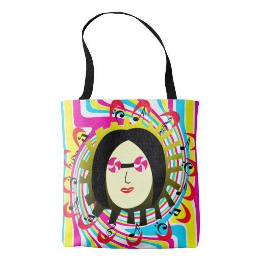 Disco Queen Tote Bag