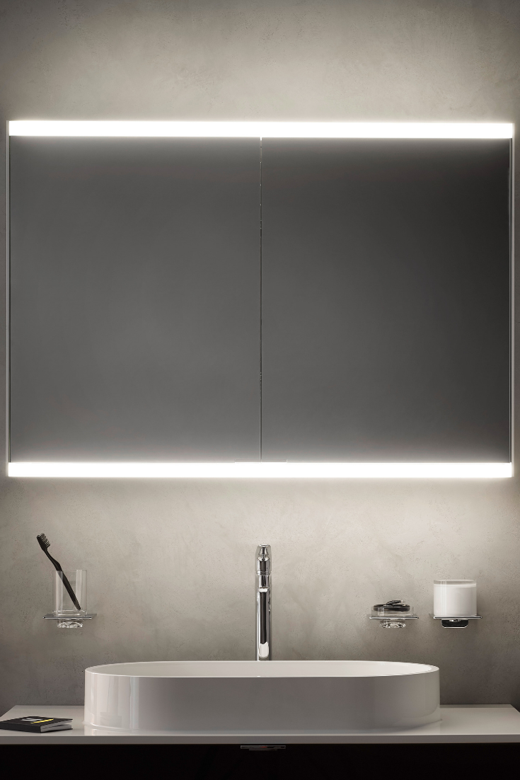 Emco Art Glashalter Inkl Kristallglas Klar Chrom Glashalter Kristallglas Badezimmer Inspiration
