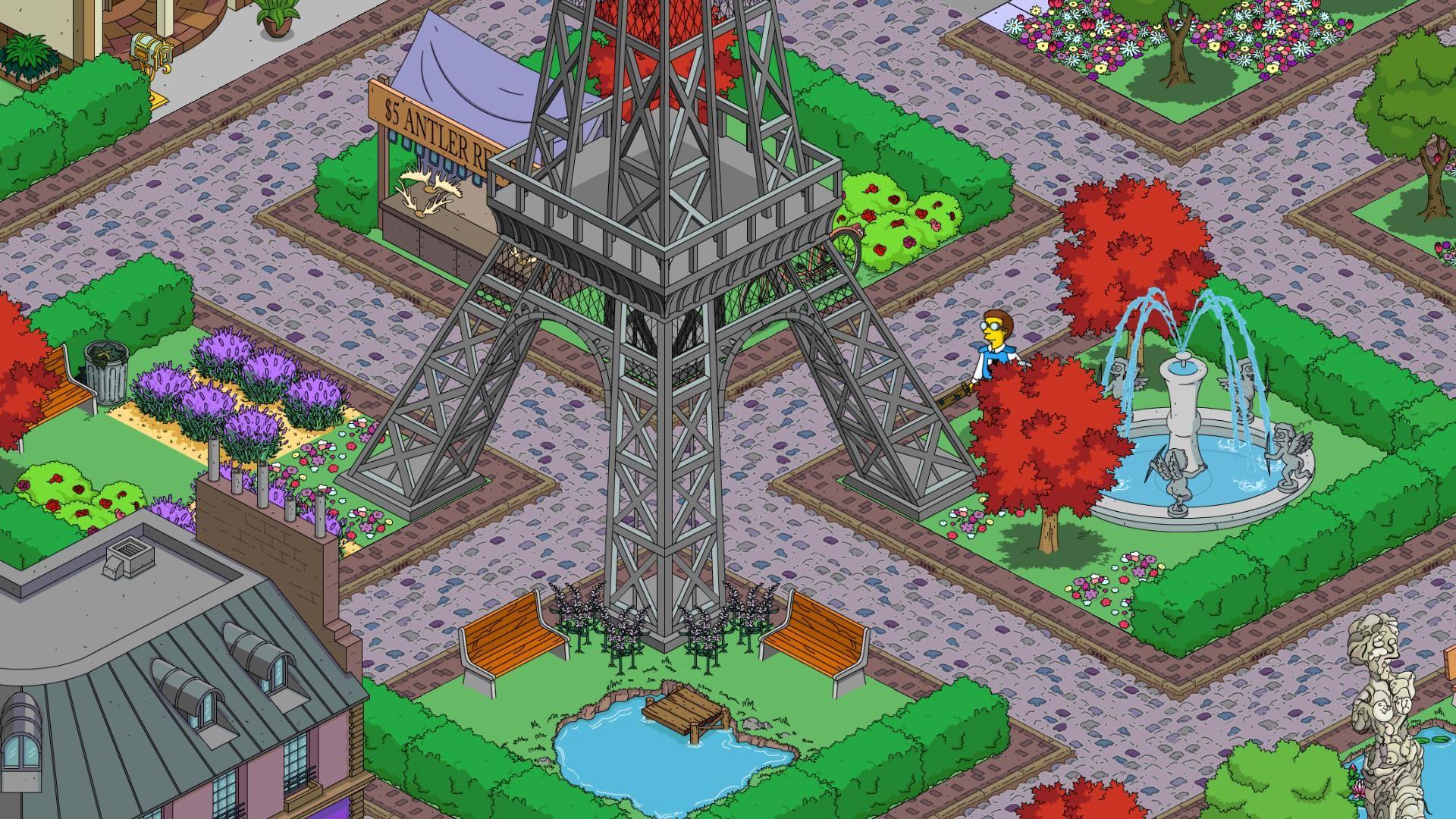 game torres