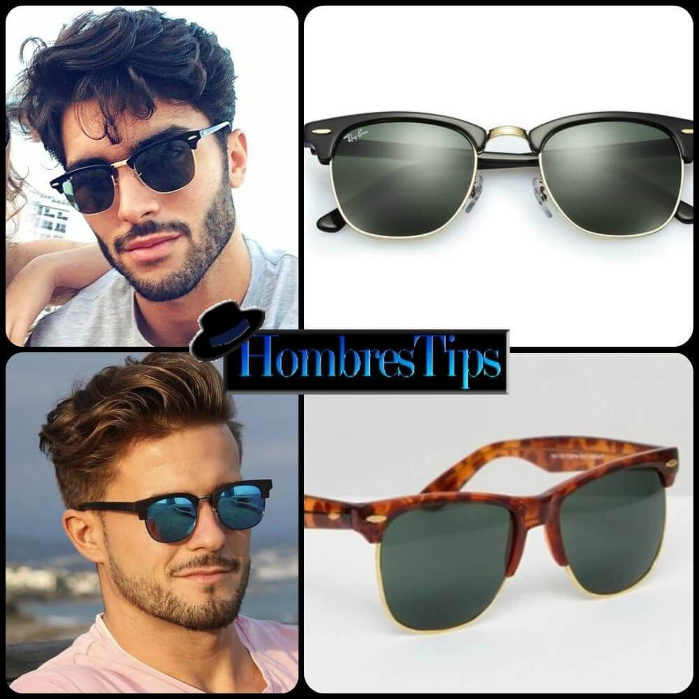 Gafas De Sol Hombre Lentes De Sol Hombre Gafas De Sol Modelos De Gafas