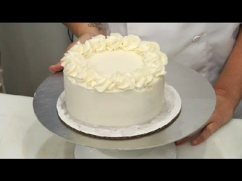 Cake Designs With Frosting : How to Frost a Birthday Cake : Cake Decoration Ideas ...