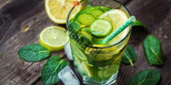 Menta y limon para bajar de peso