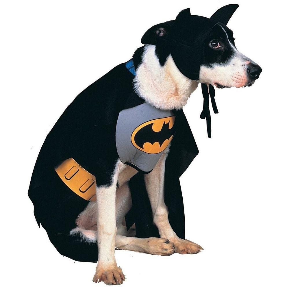 Batman Dog BatDog Superhero Super Friends Halloween Pet