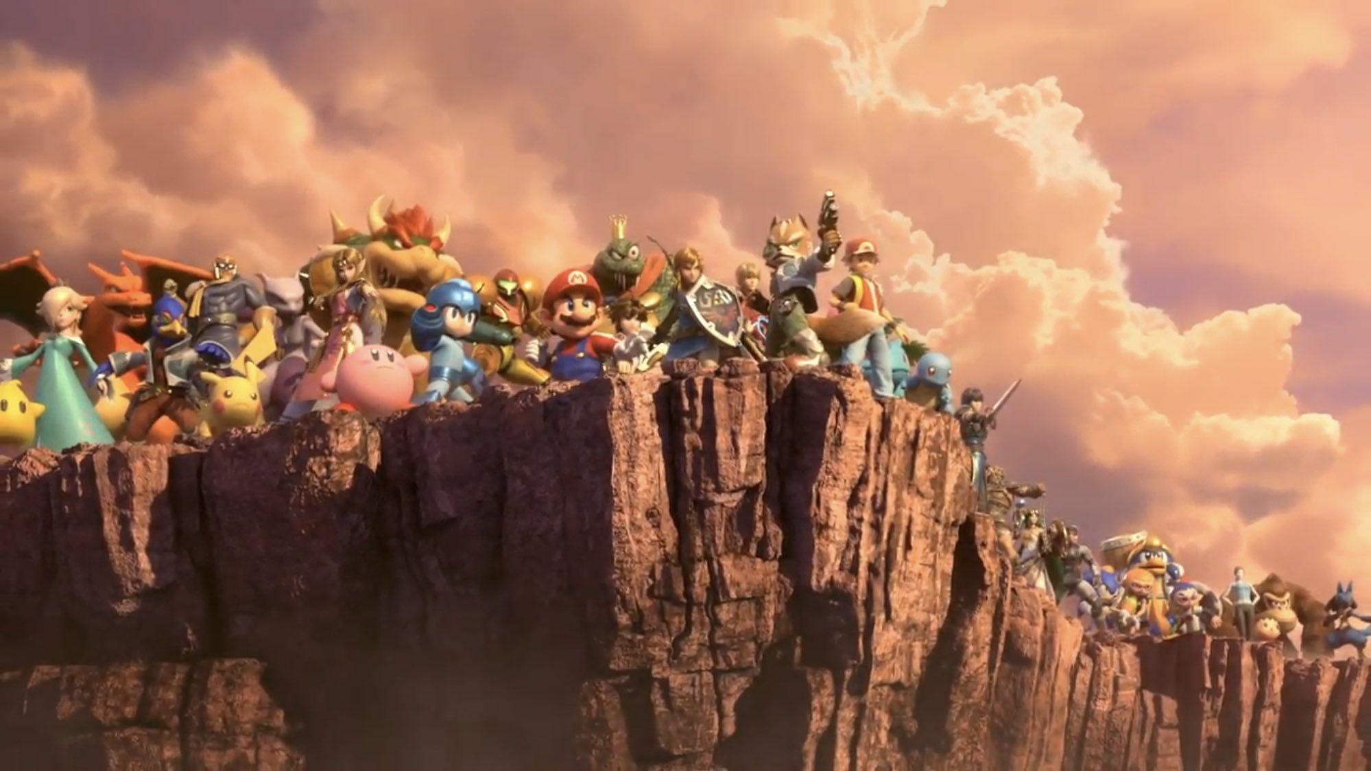 New World Of Light Adventure Mode For Super Smash Bros Ultimate Looks Robust Https Nichegamer Com 2018 11 Smash Bros Super Smash Bros Super Smash Brothers