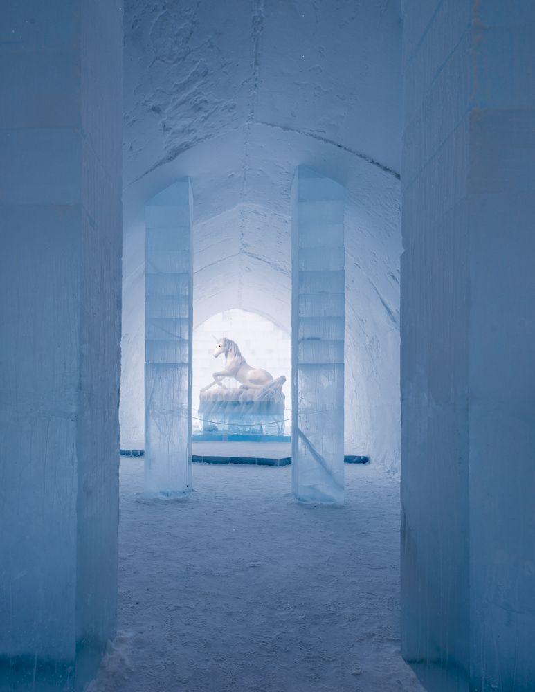 un hotel de glace en su de mes coups de c ur d co h tel de glace et glace. Black Bedroom Furniture Sets. Home Design Ideas