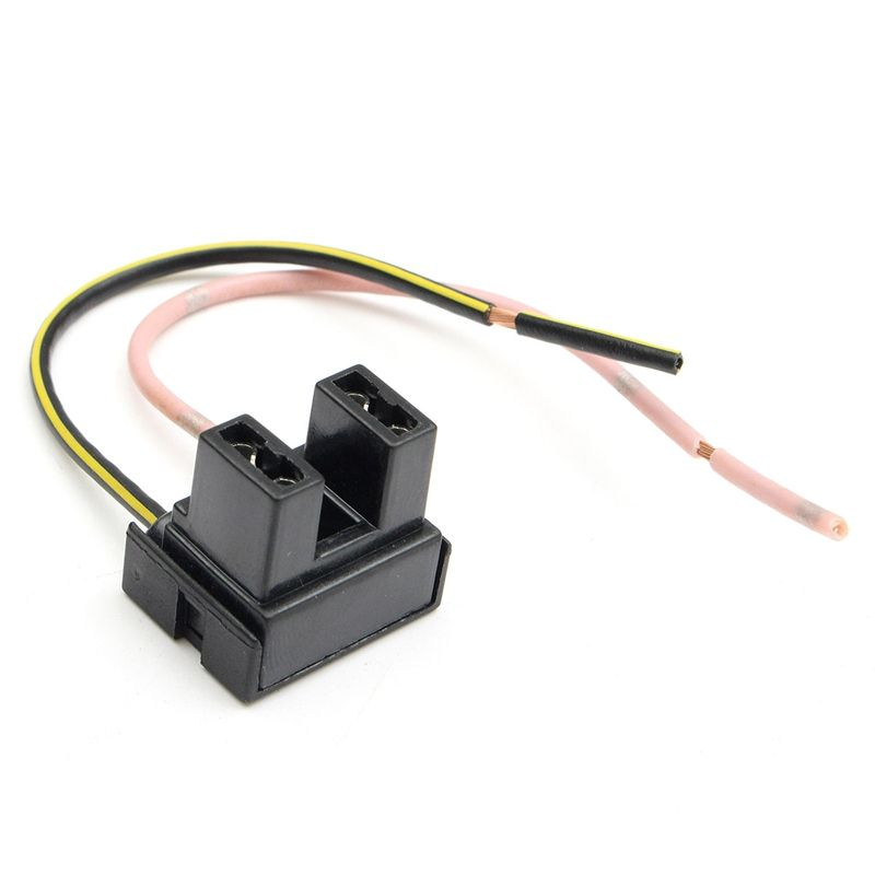 Hot 2 Pin H7 Headlight Xeon Bulb Connector Cable Plug Wiring ... H Headlight Wiring Harness on