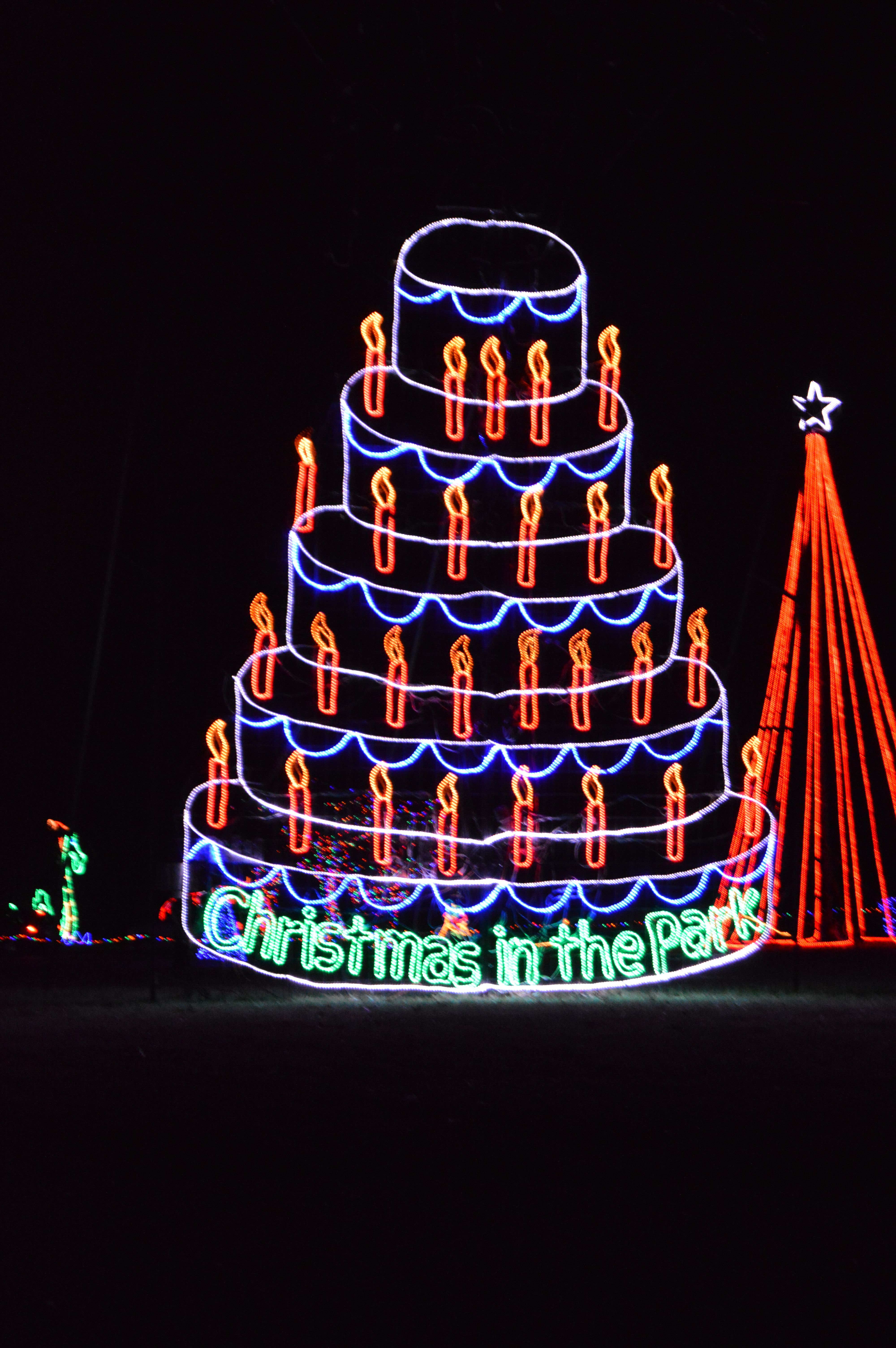 Christmas At Longview Lake Lee S Summit Missouri