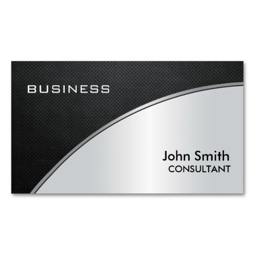 Professional elegant modern silver computer repair business card professional elegant modern silver computer repair business card templates accmission Image collections