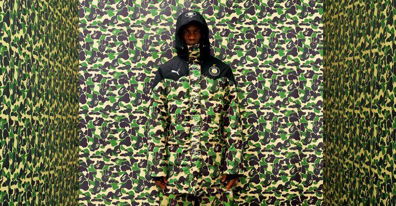 27797acfdbf7 Collection Puma x Bape