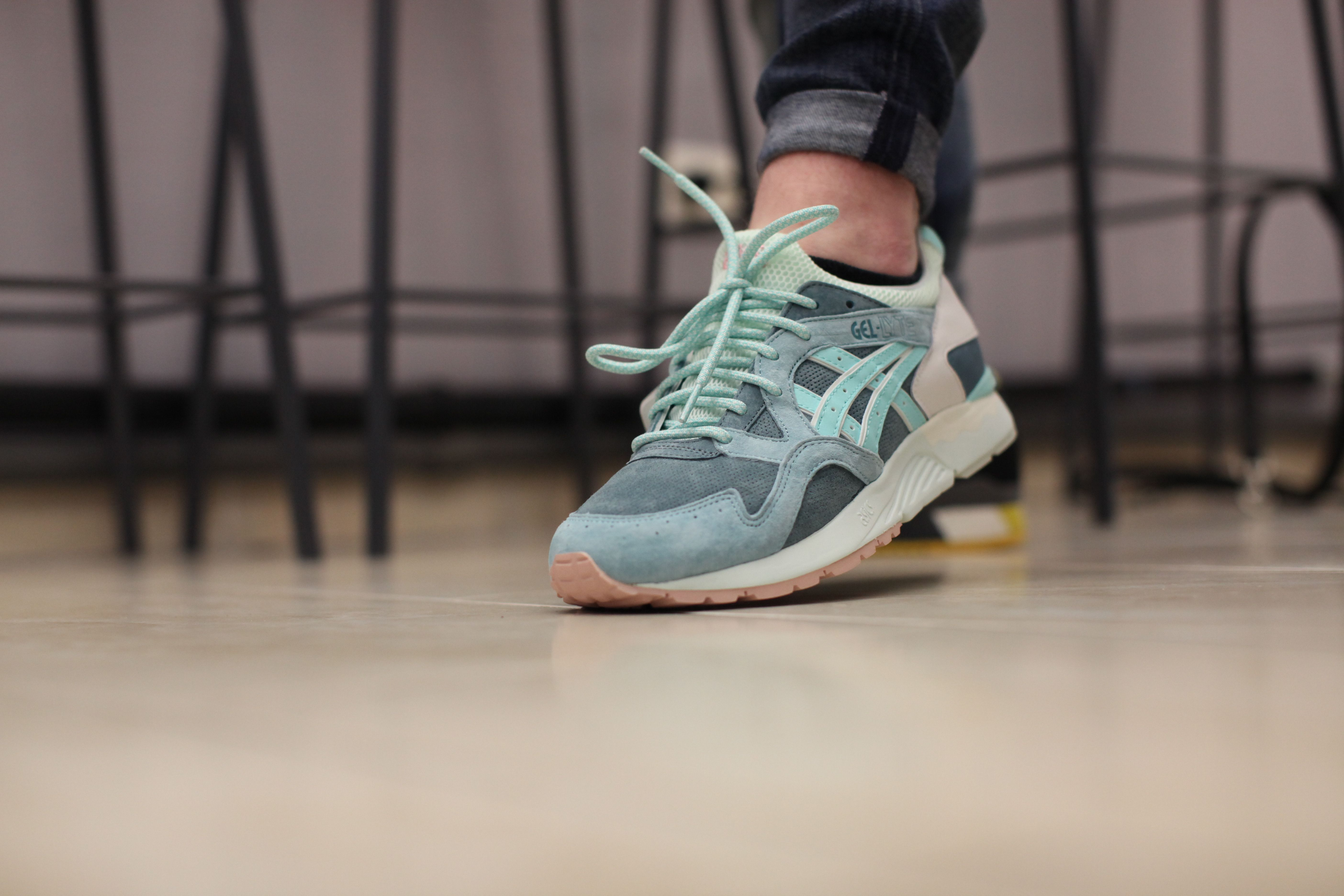 wholesale dealer c6299 7cae1 asics gel lyte v sage - Google Search | Sneakers | Wolle ...