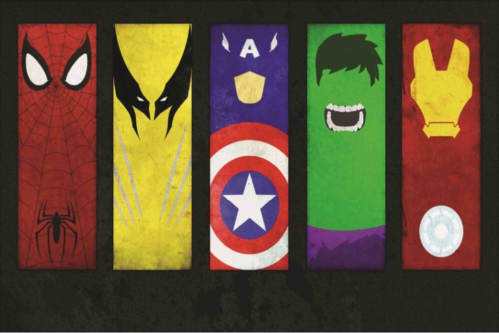 Delivery Is Free The Avengers Marvel Comics Superhero Hd Decorative Custom Silk Poster 24 X36 Inches Marvel Wall Art Avengers Wall Art Custom Canvas Art