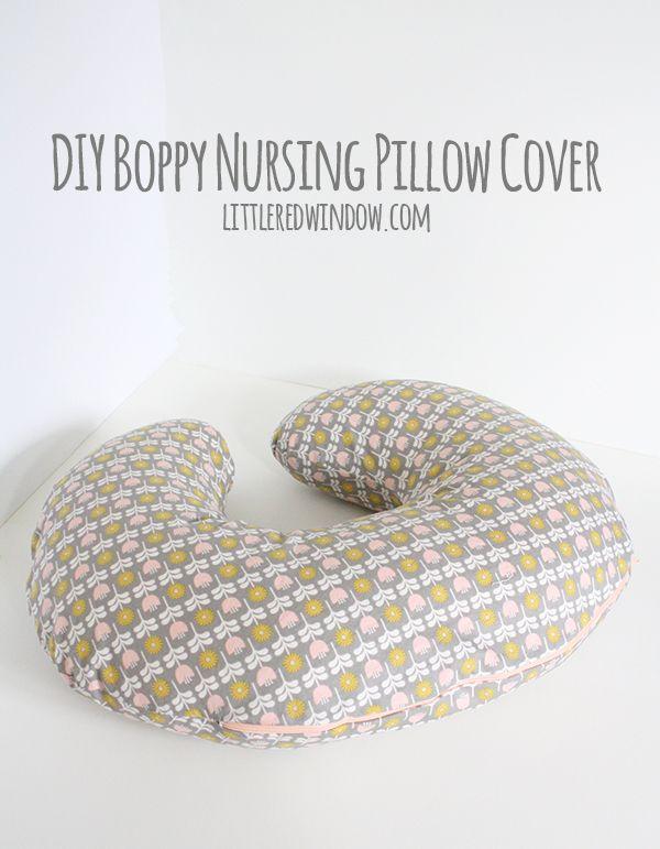 DIY Boppy Cover Pattern   Šití