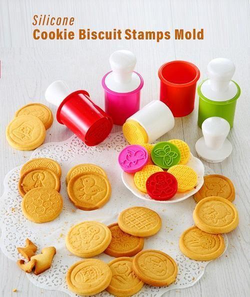Photo of DIY Decorating Cookie Stamp Set