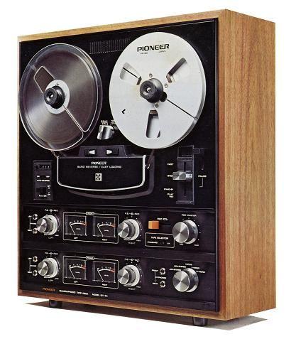 Pioneer A QT-74...the 4 channel king - www.remix-numerisation.fr - Rendez vos souvenirs durables ! - Sauvegarde - Transfert - Copie - Restauration de bande magnétique Audio