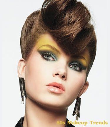 80 S Hair Makeup Mit Bildern 80er Jahre Make Up 80er