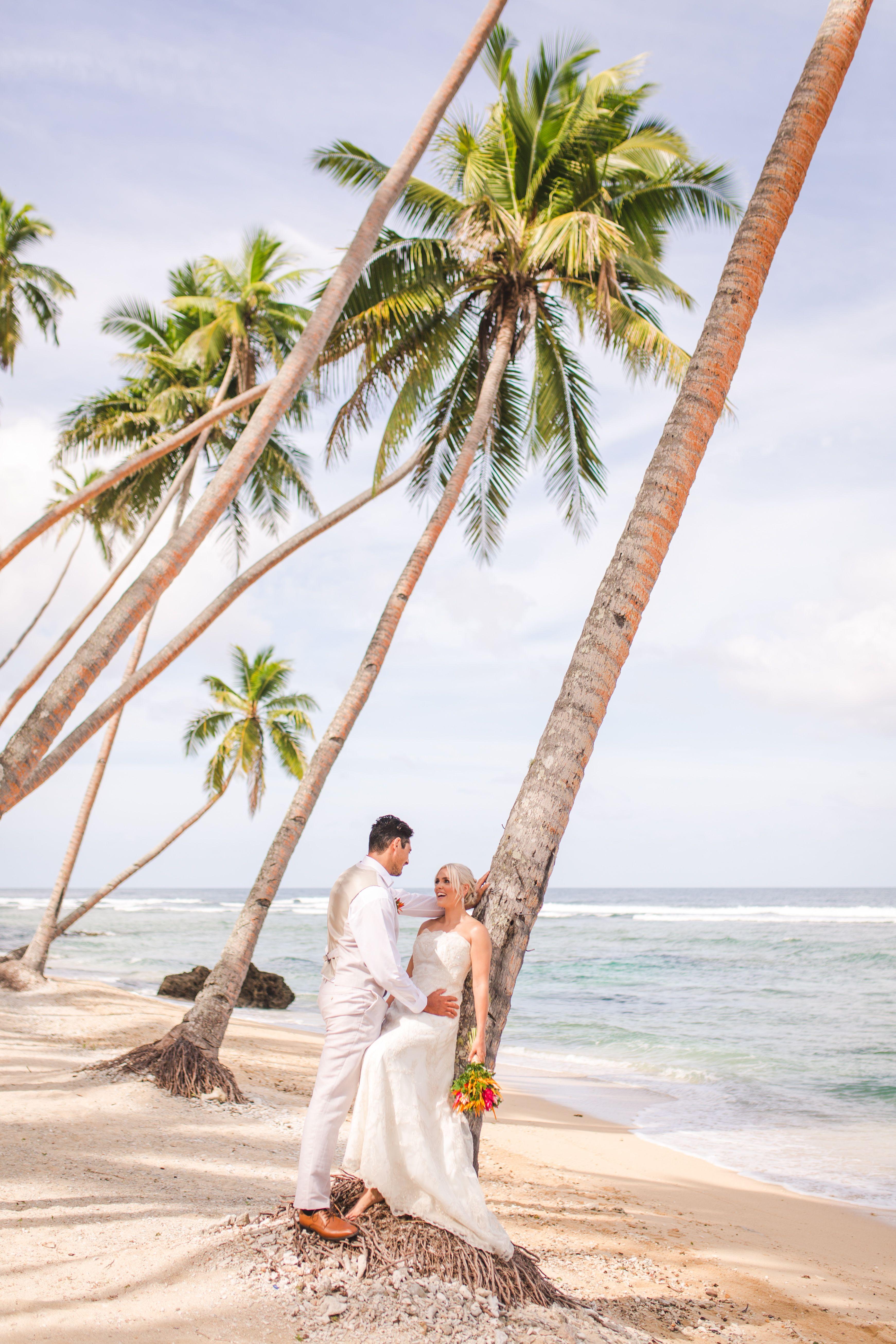 A Dreamy Beach Wedding In Tropical Fiji