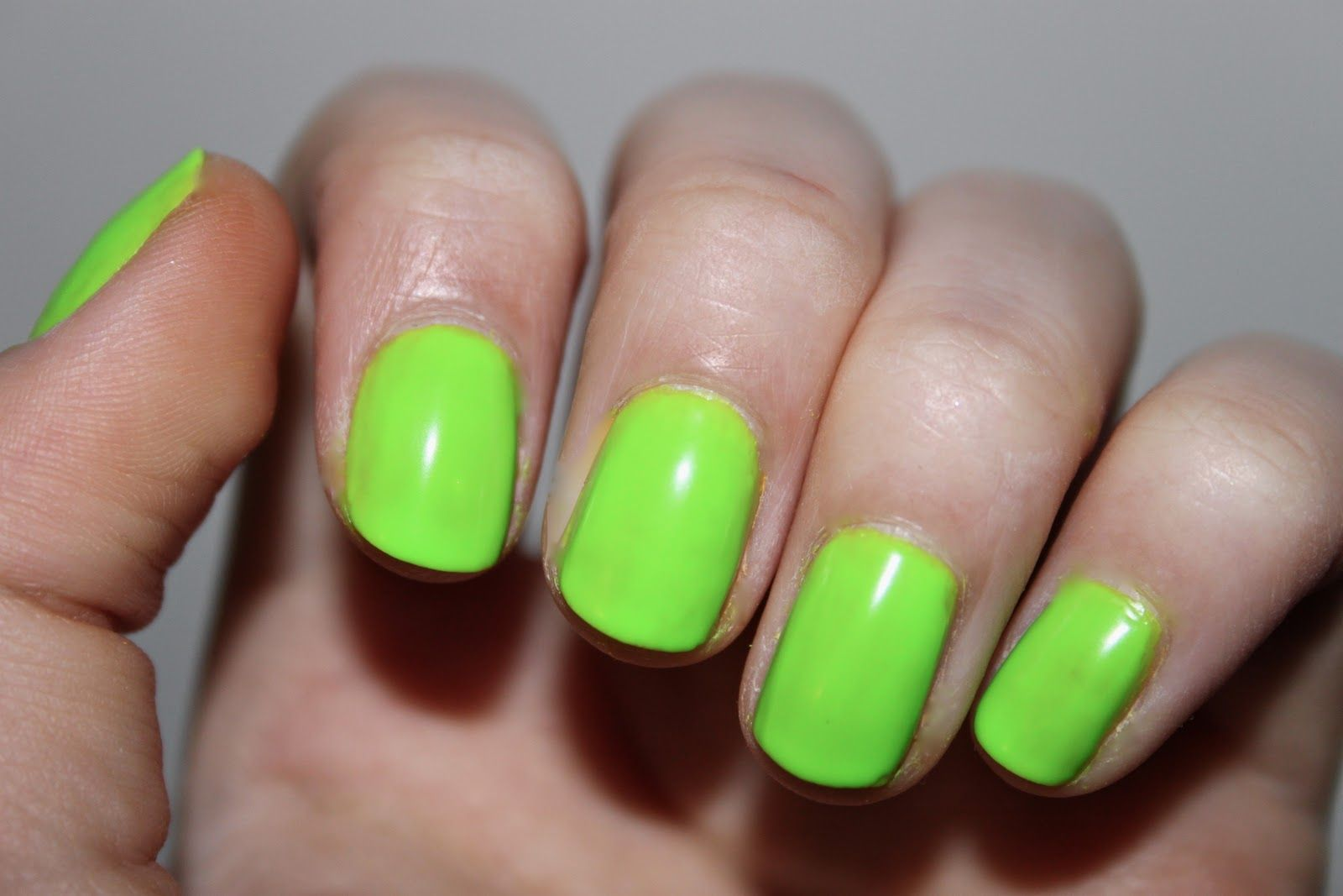 American Apparel - Neon Green. This one is a true neon. It is so ...