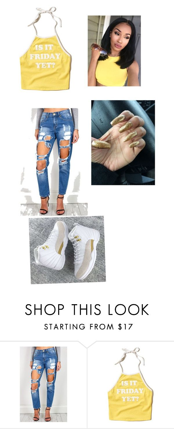 """""""Untitled #1"""" by christinasumner-i ❤ liked on Polyvore featuring Hollister Co."""