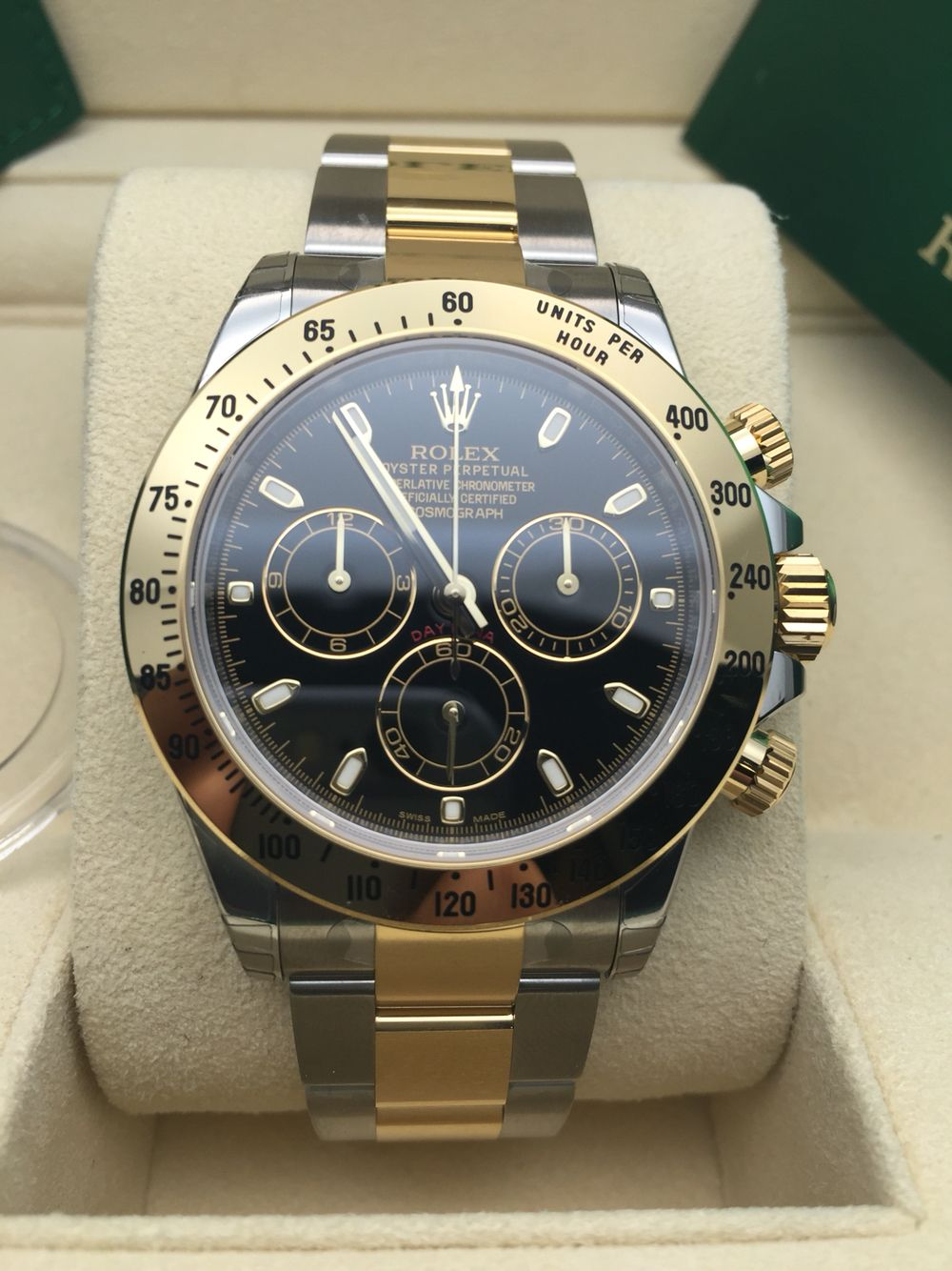 Rolex Prices Uk >> Rolex Daytona 116523 Best Prices On The Market With