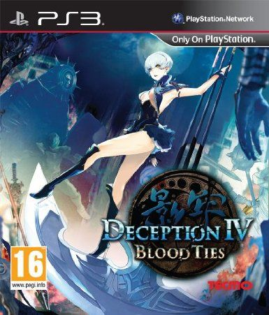 Deception Iv Blood Ties Ps3 Amazon Co Uk Pc Video Games