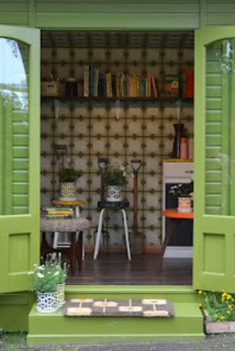 Garden Shed, designed by ORLA KIELY