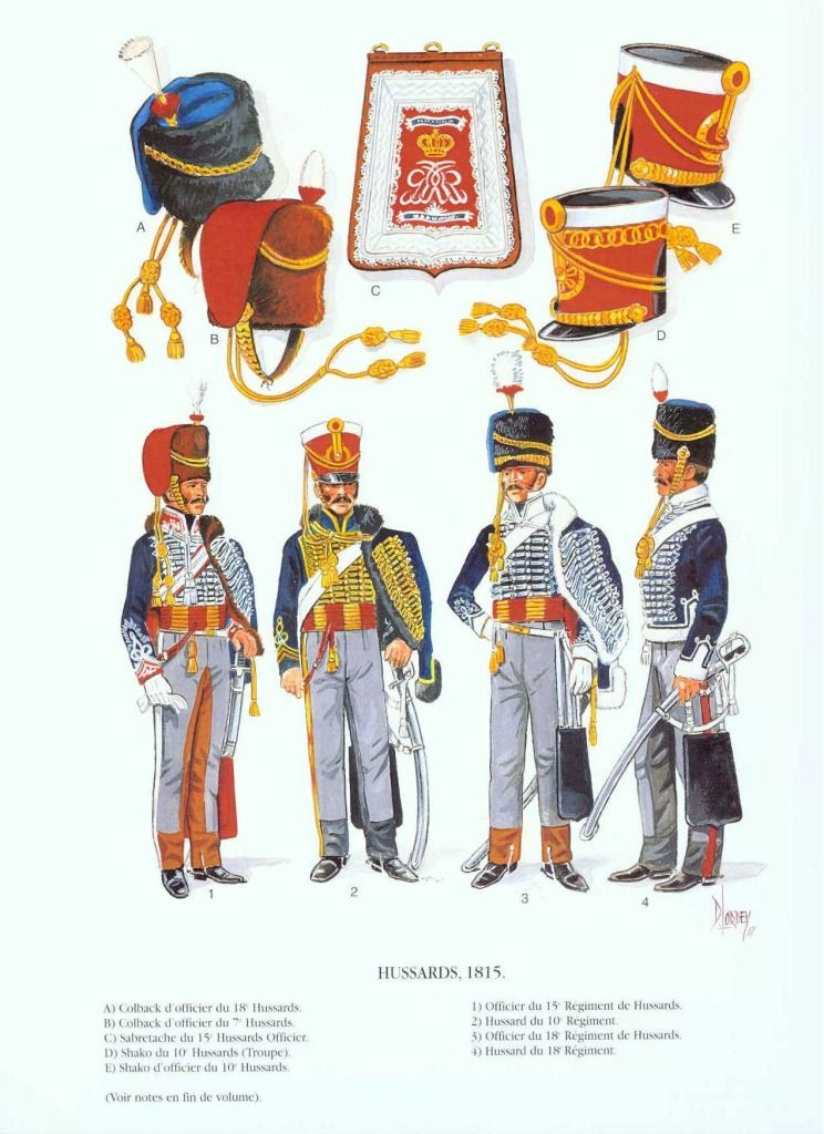 Hussars Uniform   Page 5   Armchair General And HistoryNet U003eu003e The Best  Forums In