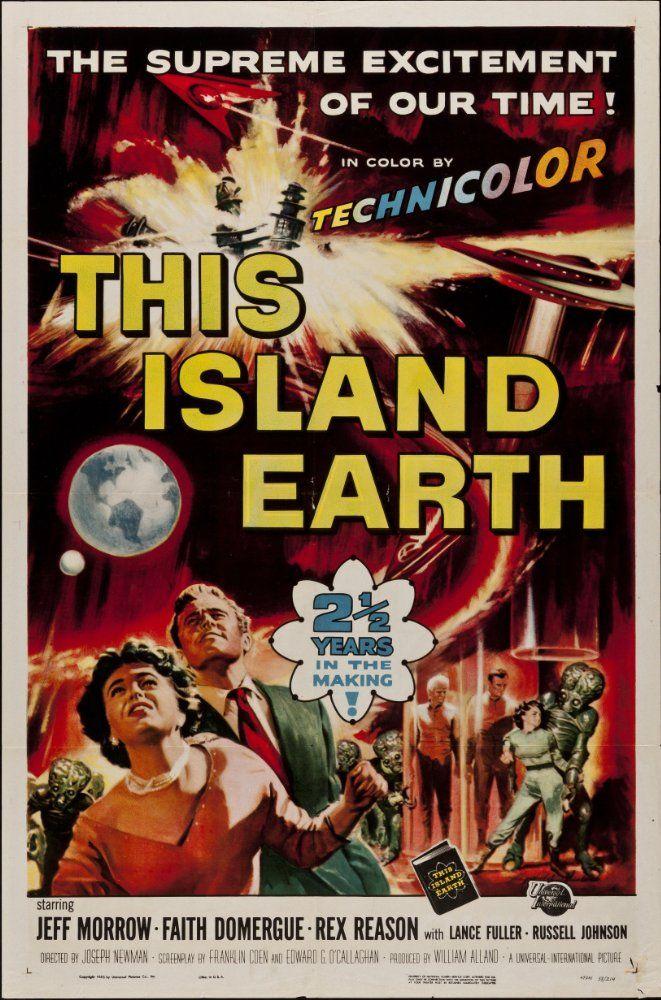 Tuntematon maailma (1955)