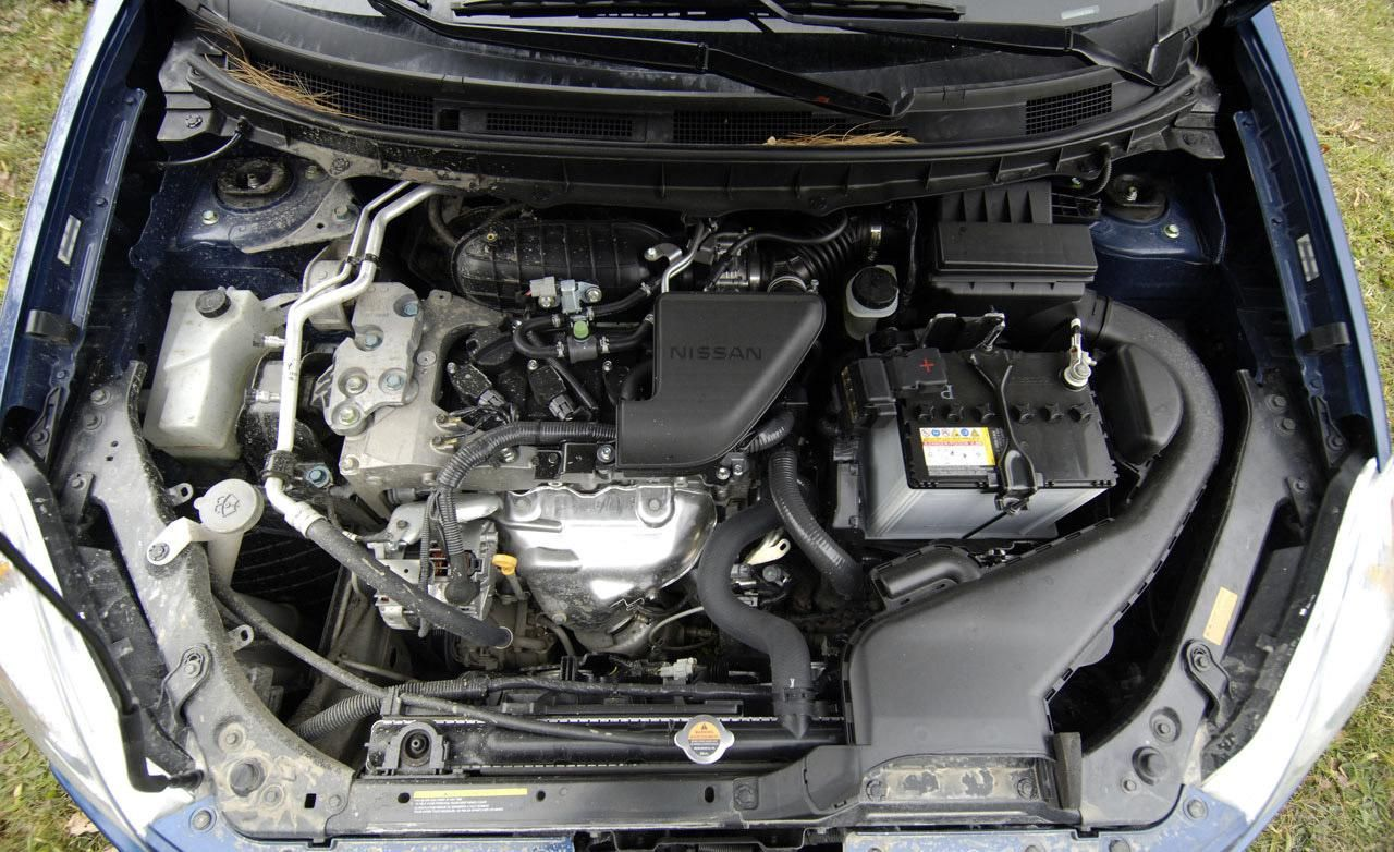 hight resolution of 2008 nissan rogue used engine description qr25de 2 5l vin