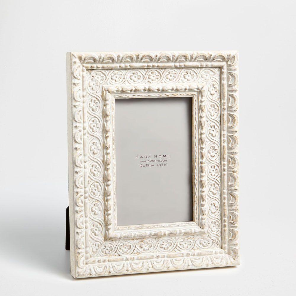 Marco madera ornamentado | Patterns and Prints | Pinterest | Madera ...