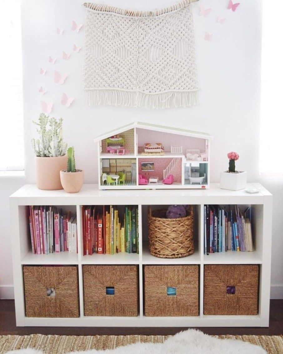 30+ Minimalist Bedroom Design Storage Organization Ideas images