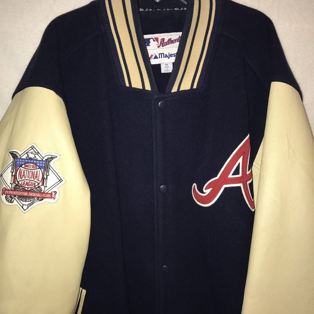 Atlanta Braves Starter Jacket Diamond Collection Satin Puffer Coat Mlb Team Gear Starter Atlantabraves Braves M Vintage Sportswear Team Jackets Mlb Jackets
