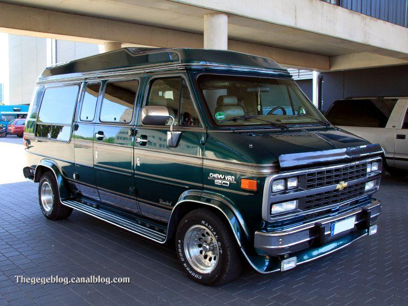 Pin By B Lee On Wheels Chevy Van Custom Vans Chevy Astro Van