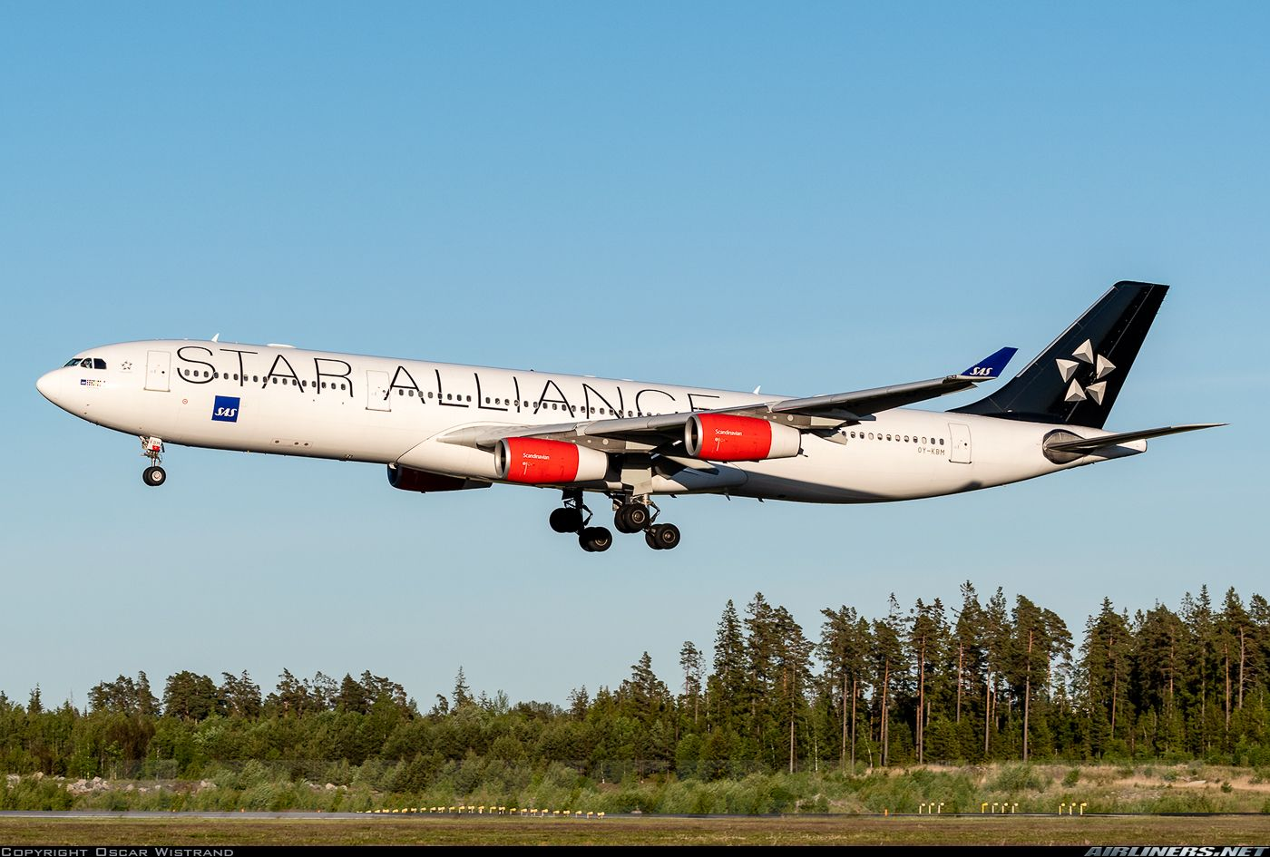Photo Taken At Stockholm Arlanda Arn Essa In Sweden On May 30 2020 In 2020 Airbus Aviation Scandinavian