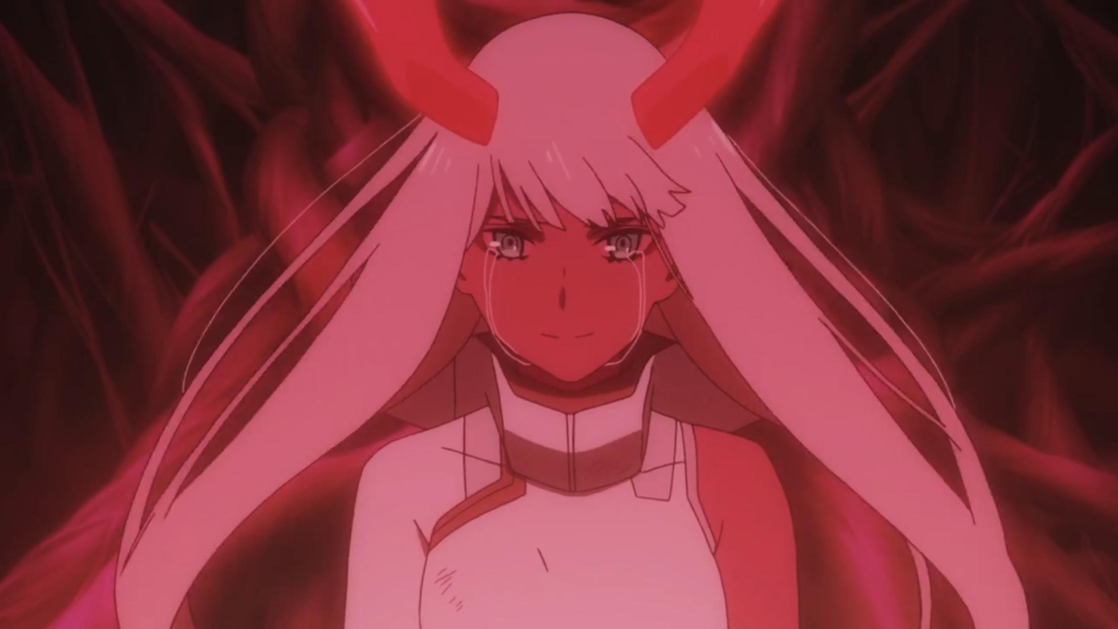 Zero Two Anime Nanatsu Romance
