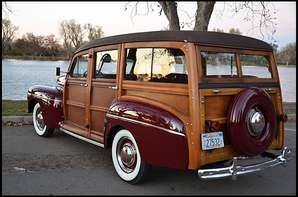 1946 Ford Super Deluxe Woody Wagon   L140.1   Kissimmee 2014   Mecum Auctions