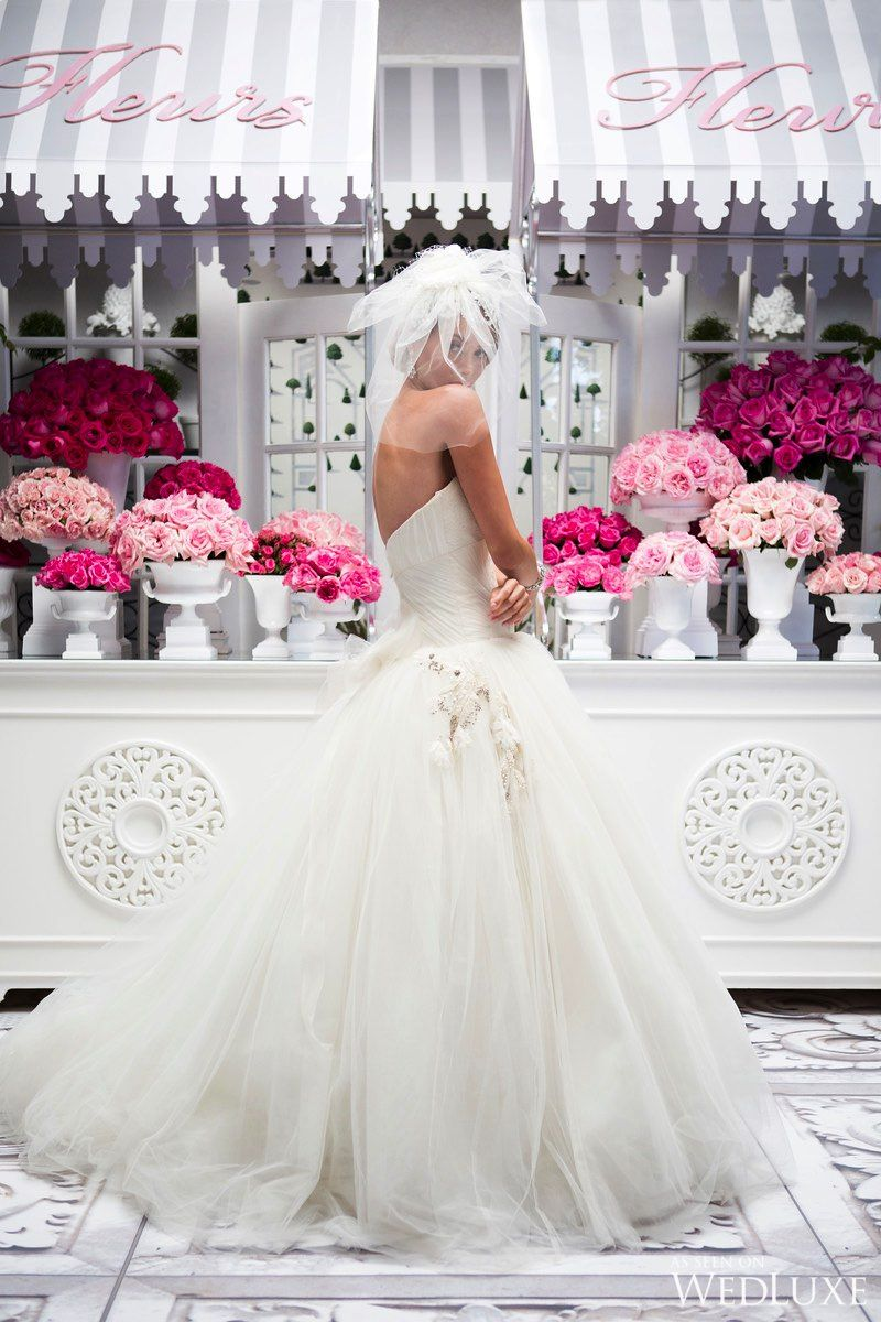 WedLuxe – Springtime in Paris | Photography by: Anthony Patrick ...