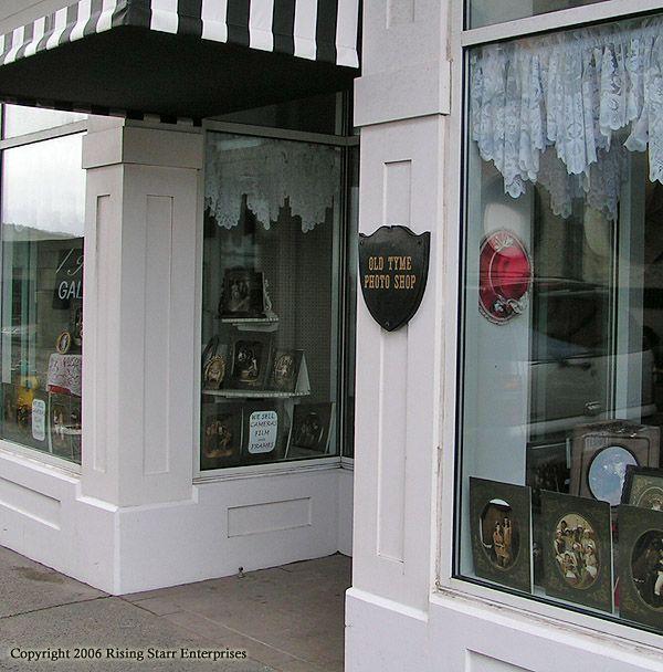 Old Tyme Photo Shop Seaside Oregon Favorite Places