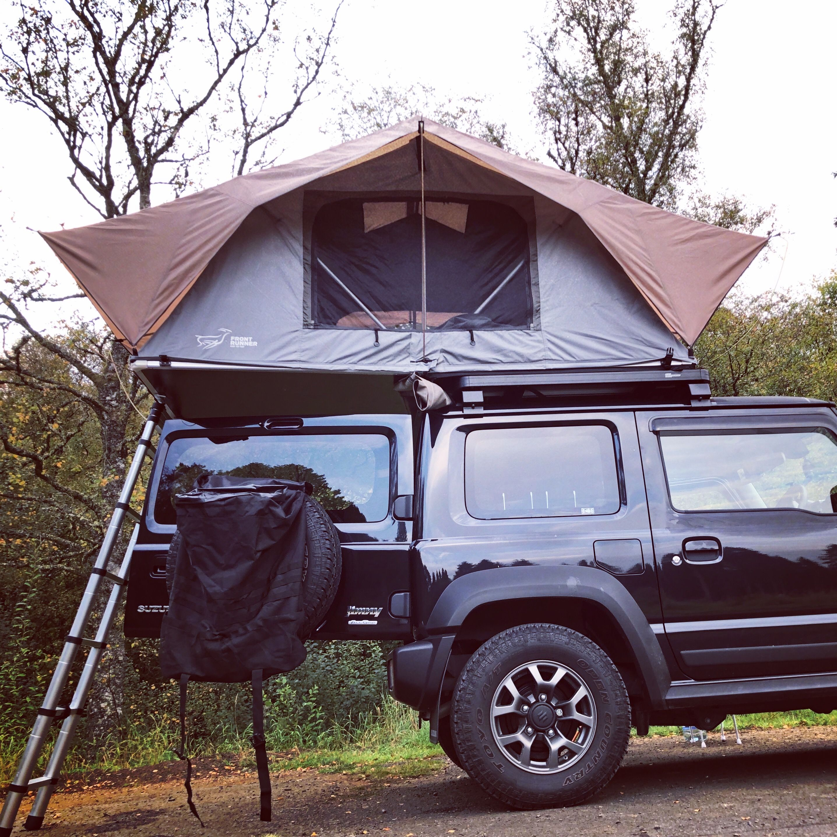 Jimny Roof Tent Roof Tent Suzuki Jimny Suzuki Jimny Off Road