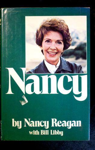 By the wife of President Ronald Reagan - RARE VINTAGE RONALD NANCY REAGAN MEMOIR FIRST LADY AUTOBIOGRAPHY BOOK POLITICAL USA POLITICS - on eBay! $7.98